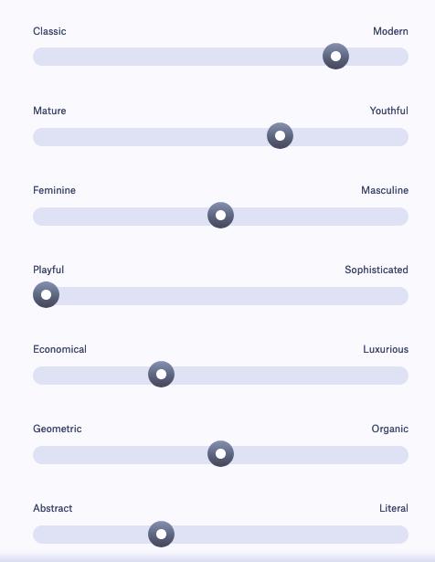 99designs branding questionnaire for logo design clients