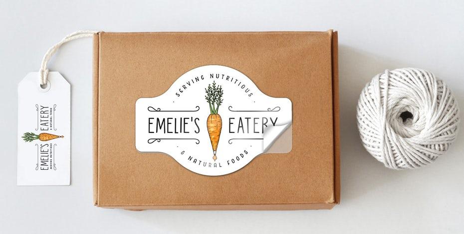 Emelies Eatery  logo