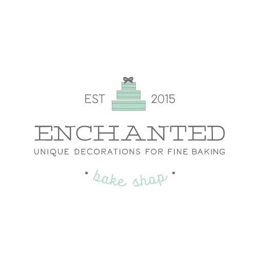 wedding caterer dreamy cake  logo