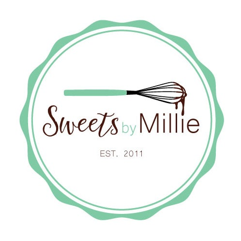 sweet logo with whisk