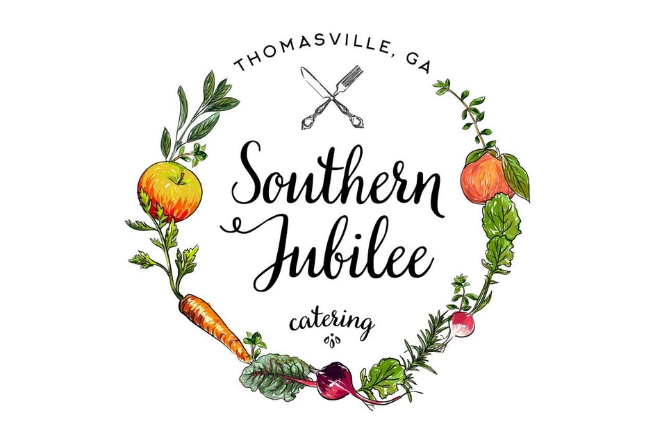 Southern Jubilee catering  logo