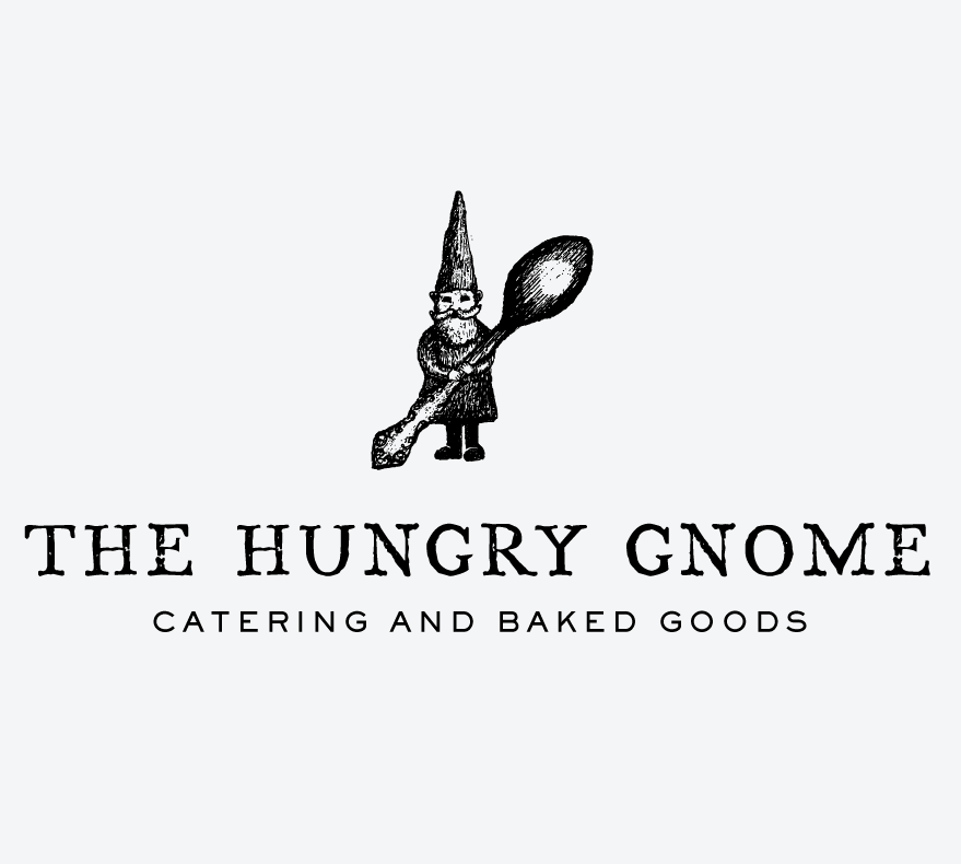 The Hungry Gnome catering logo
