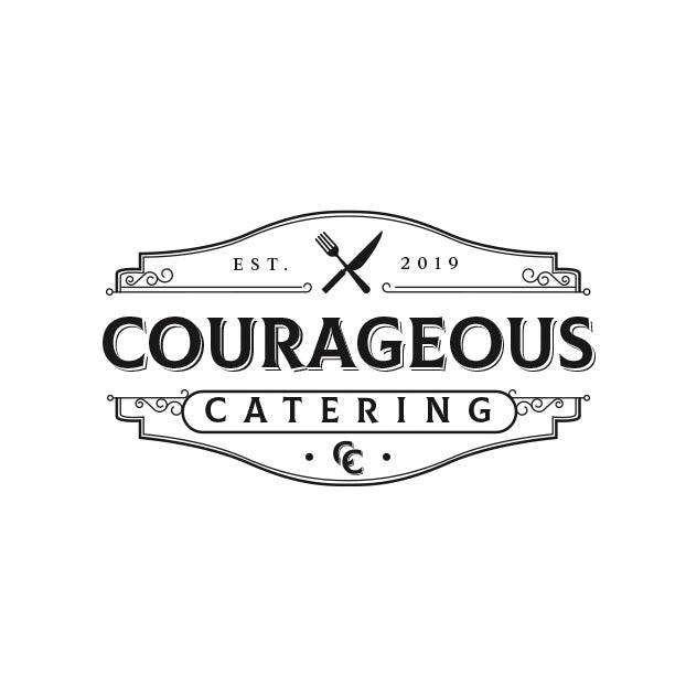 Courageous Catering logo