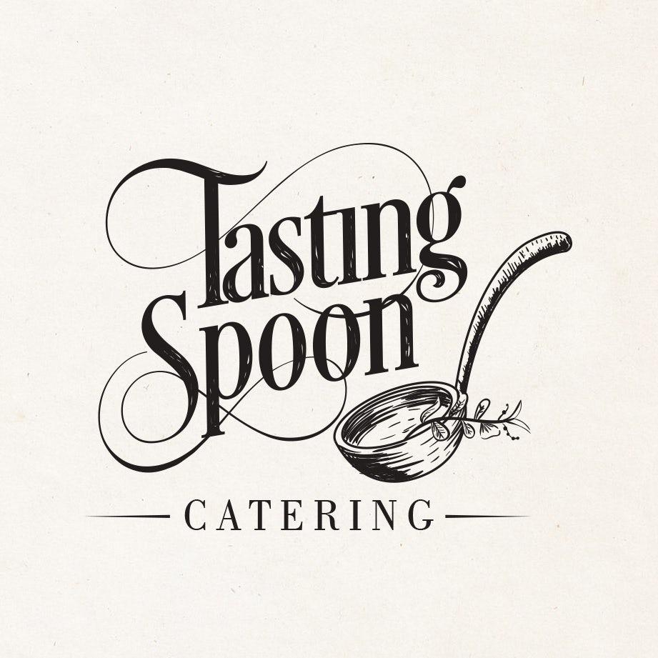 Tasting Spoon Catering  logo