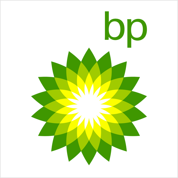 BP abstract logo mark