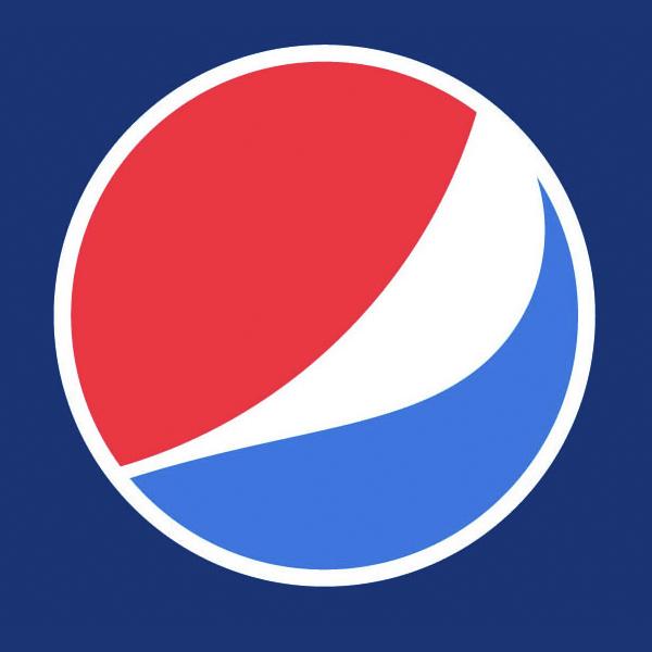Pepsi abstract logo mark