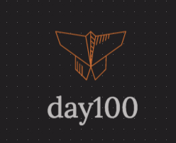 day100 Ucraft  logo