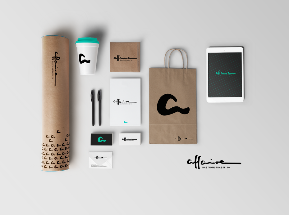 logo  and brand identity design