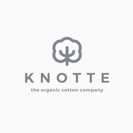Simple  logo  design for Knotte