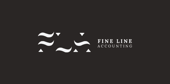 Fine Line Accounting Logo