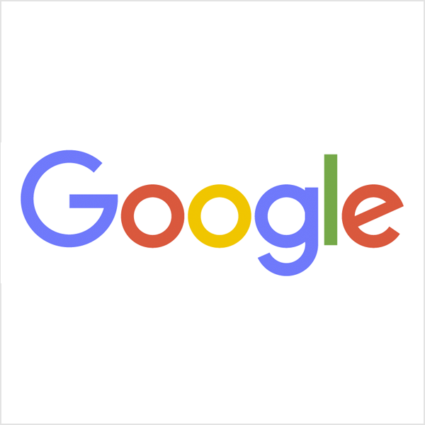 Google wordmark logo