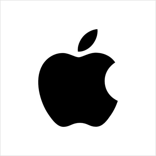 Apple pictorial mark  logo
