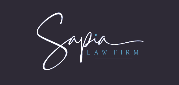 Sapia Law Firm logo type