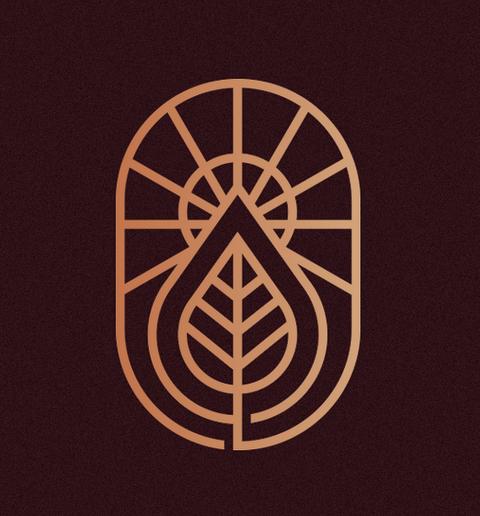 Uprooted  logo mark
