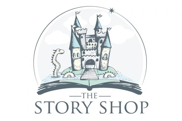 The Story Shop logo