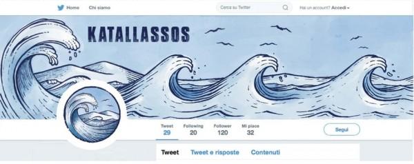 waves logo twitter banner