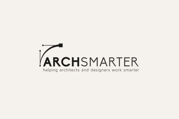 "Image of an arch with the text ""Arch Smarter"""