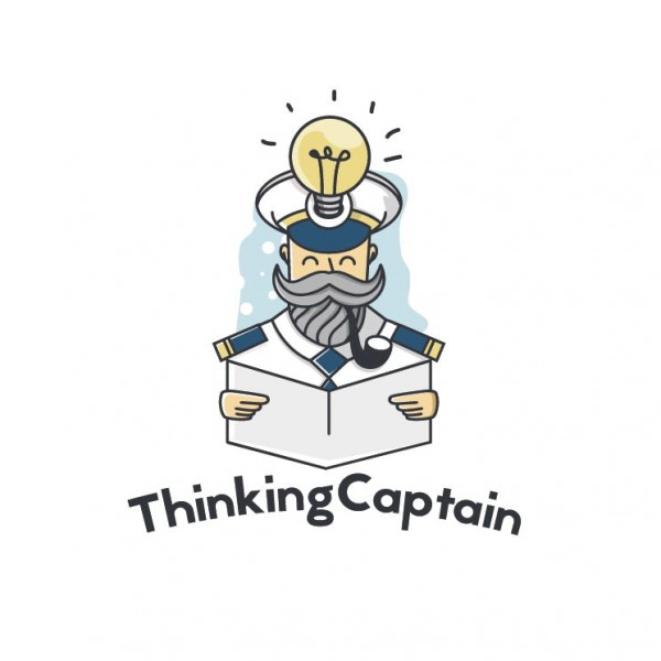 Thinking Captain  logo