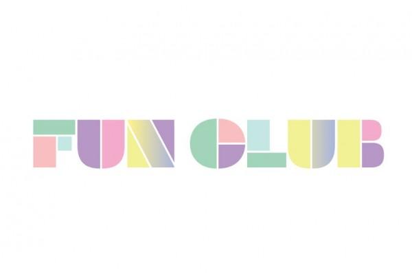fun club pastel  logo