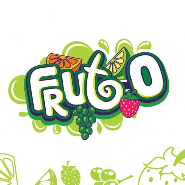 Fruity bold  logo