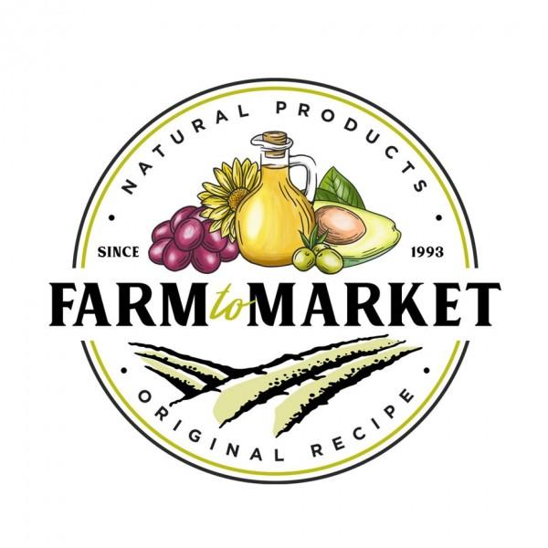 Farm to market logo