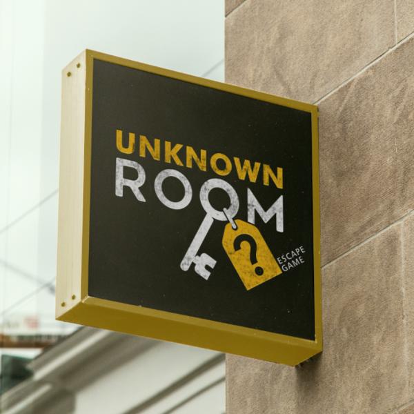 logo for escape room