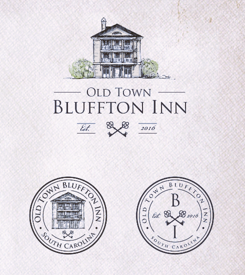 Old Town Bluffton Inn logos