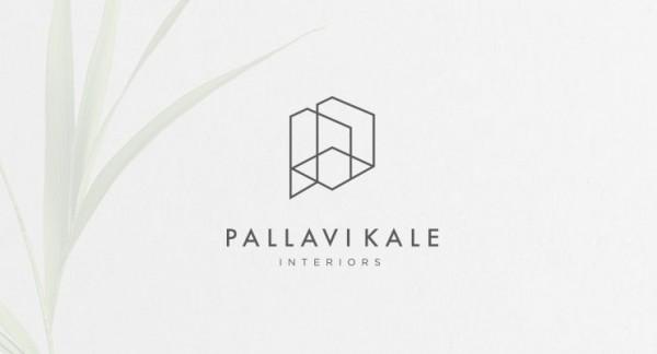 minimalist geoemetric lineart  logo