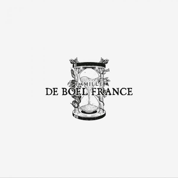 Famille De Boel France wine  logo