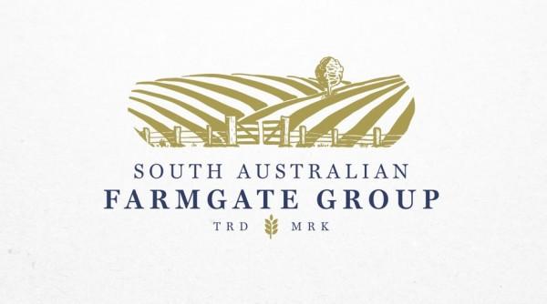 South Australian Farmgate Group wine  logo