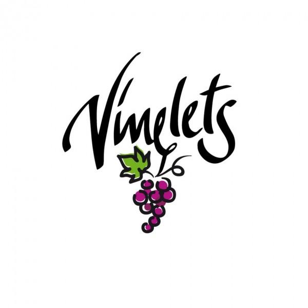 Vinelets wine  logo