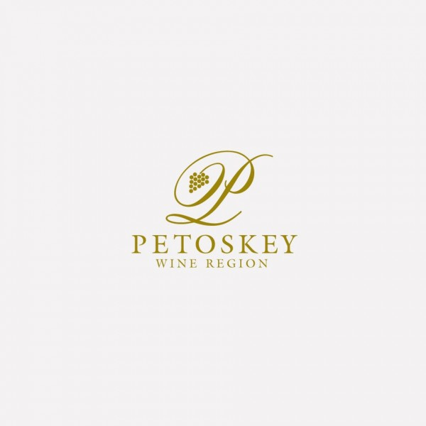 Petoskey wine logo