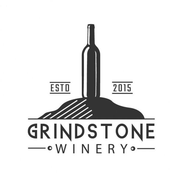 Grindstone Winery  logo