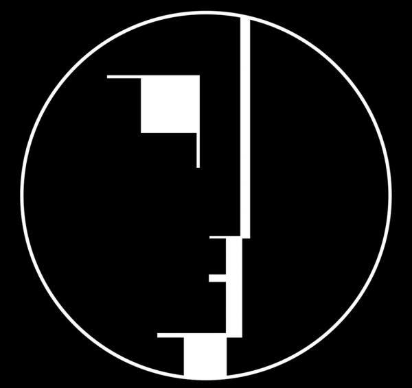 Bauhaus design signet