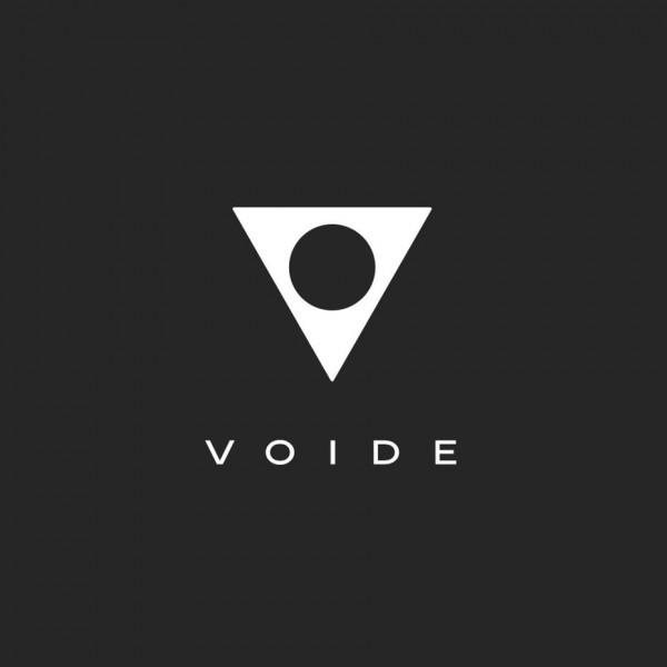 A minimalist futuristic  logo