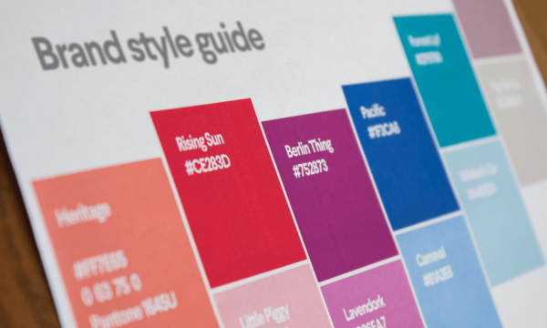 Brand style guide