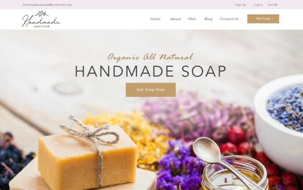 Handmade Soap Club