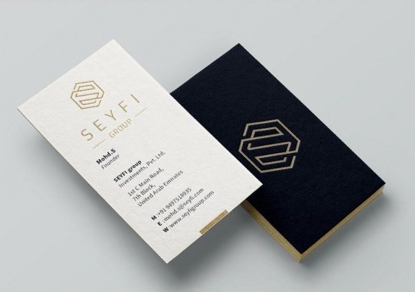 Seyfi business card