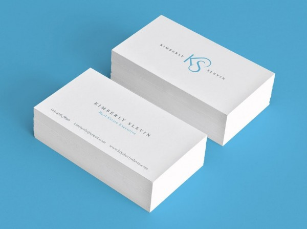 Kimberly Slevin business cards