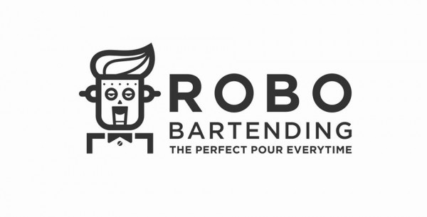 Retro future robot