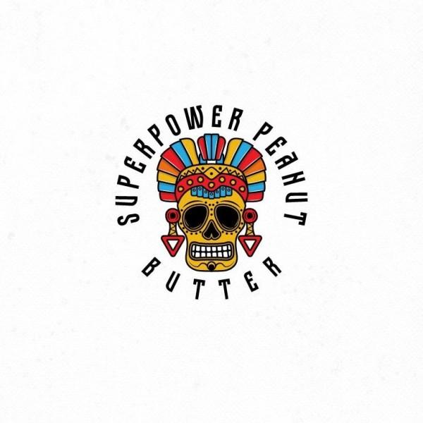 Traditional Aztec-style  logo