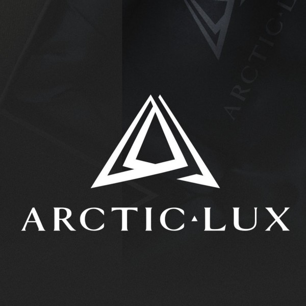 A mountainous  logo