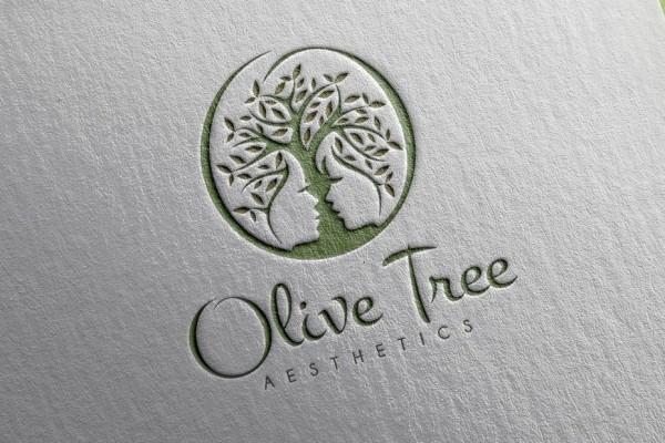 Olive Tree Aesthetics  logo