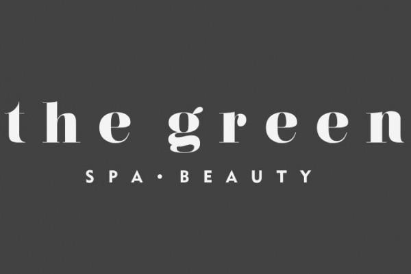 The Green spa  logo