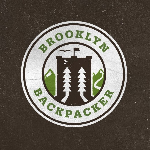 Brooklyn Backpacker  logo