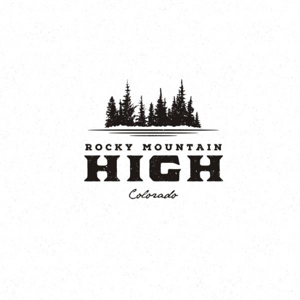 Rocky Mountain High  logo