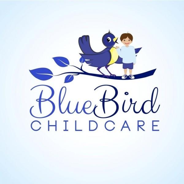 Blue Bird Day Care  logo