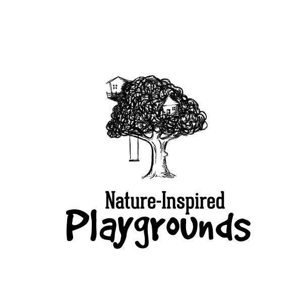 Nature-inspired Playgrounds  logo