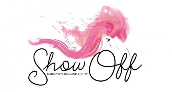 feminine logo for Show Off
