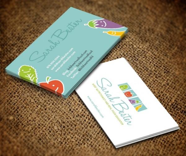 Sarah Bester Business Card